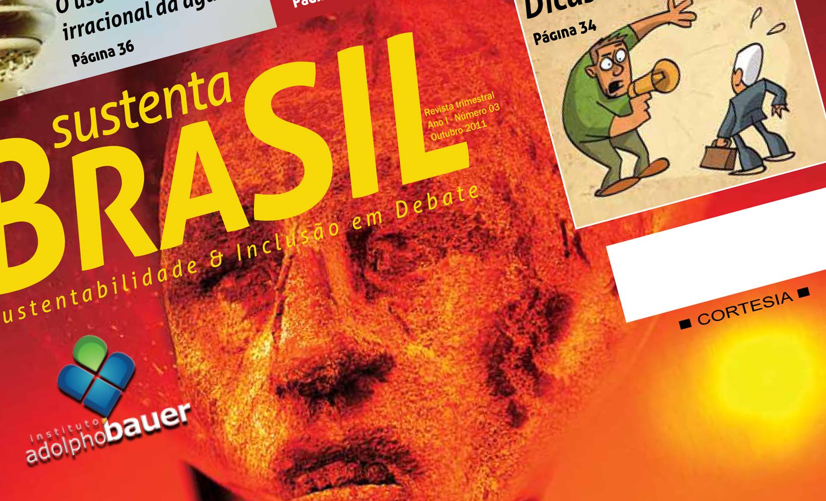 Revista Sustenta Brasil - Edição 03