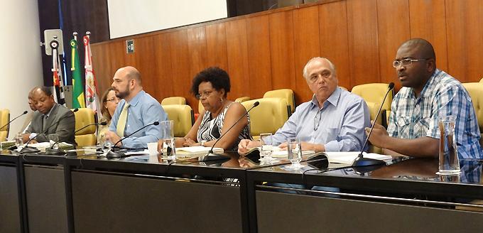 Projeto oferece capacitação a empreendedores afro-brasileiros (Foto: Luiz França / CMSP)