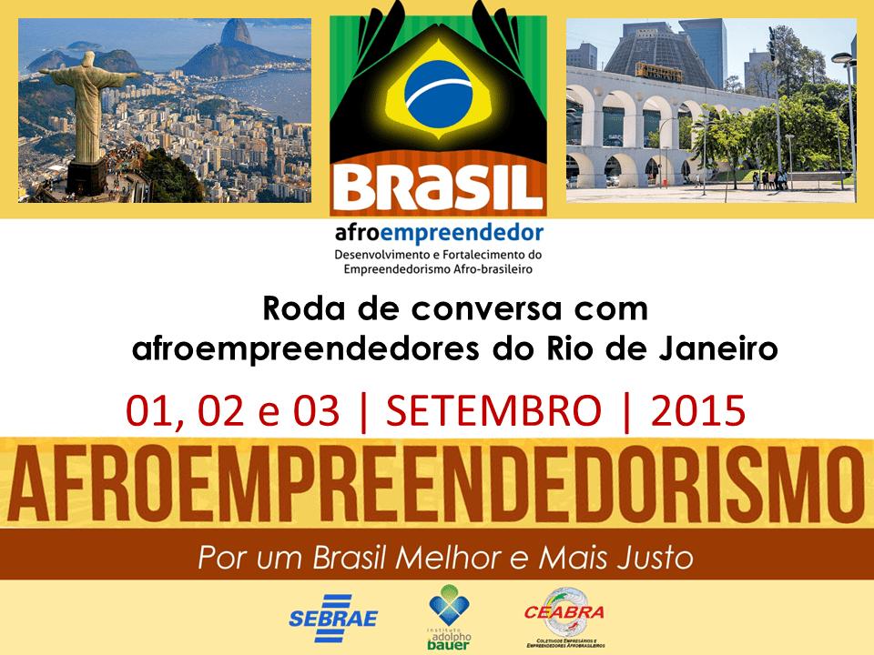 Roda de conversa Rio de Janeiro