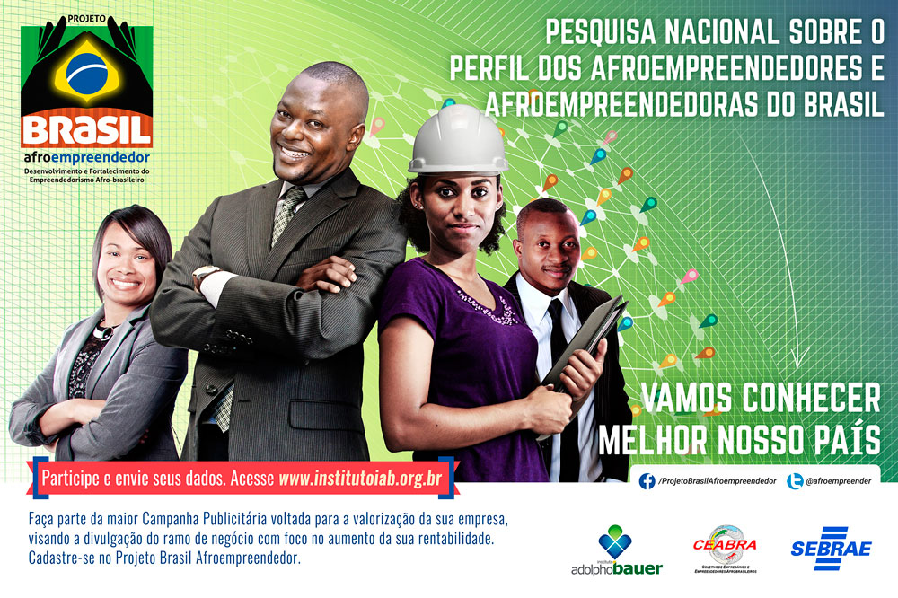 Pesquisa Nacional Sobre o Perfil dos Afroempreendedores do Brasil