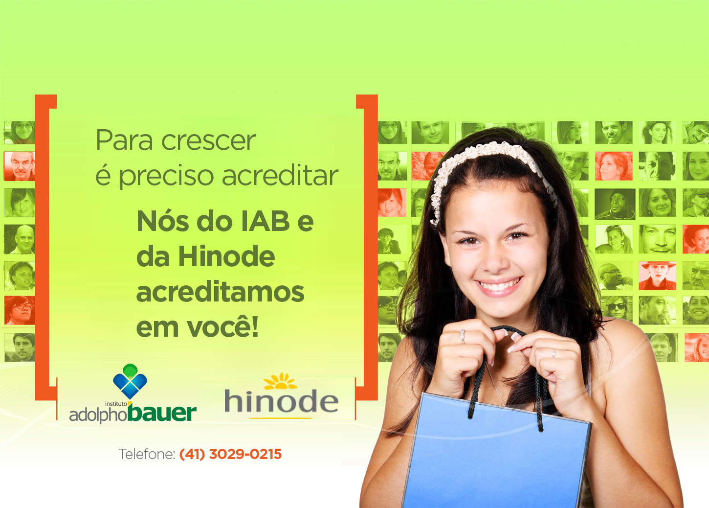 Banner Hinode IAB