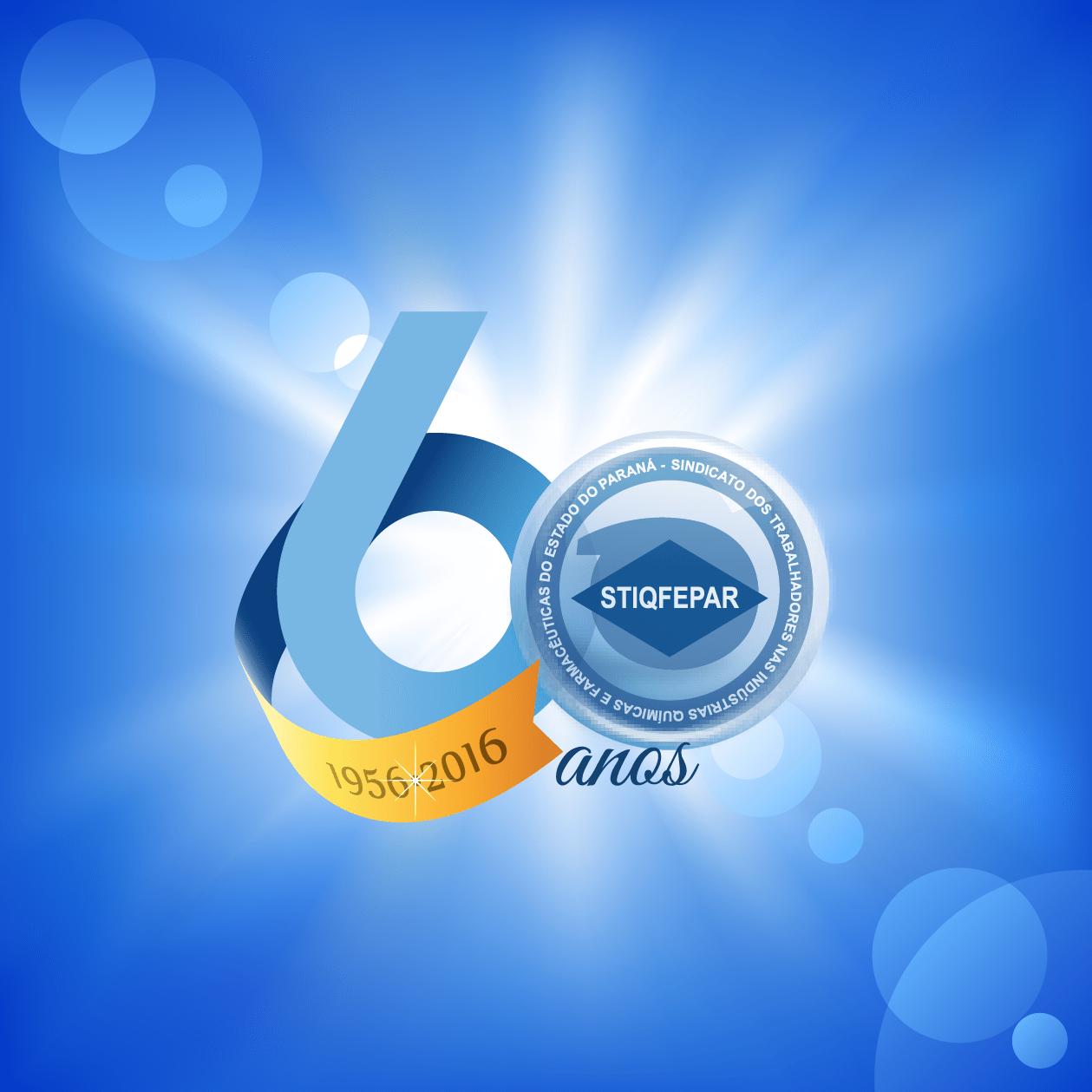 STIQFEPAR 60 anos