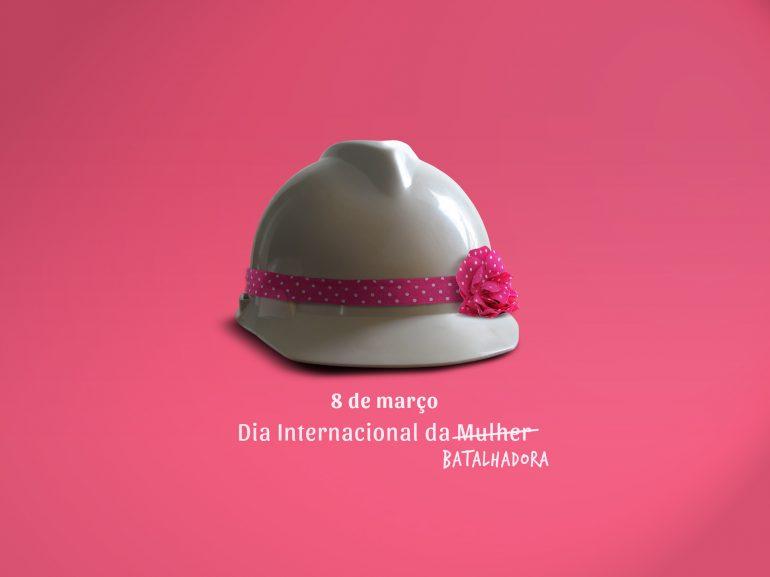 Dia internacional da mulher batalhadora
