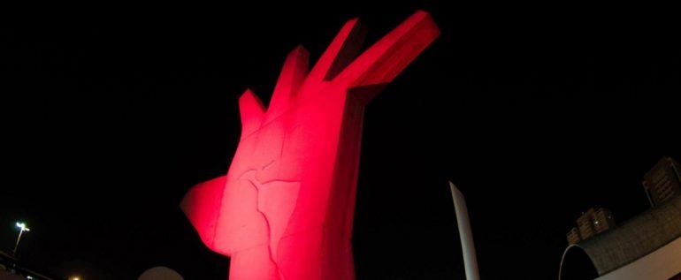 Monumentos Junho Vermelhos