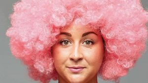Wear it pink!
