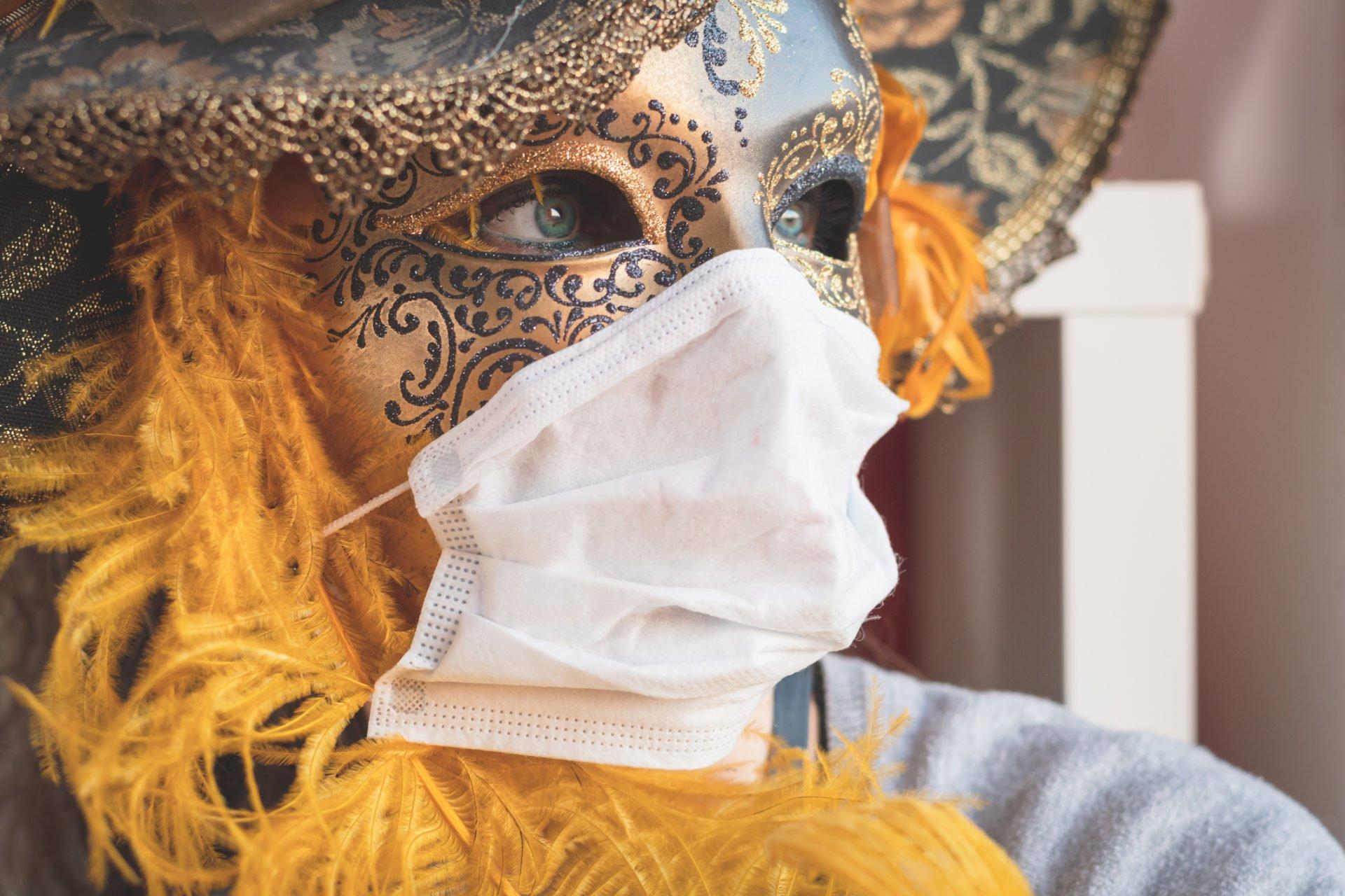Carnaval na pandemia